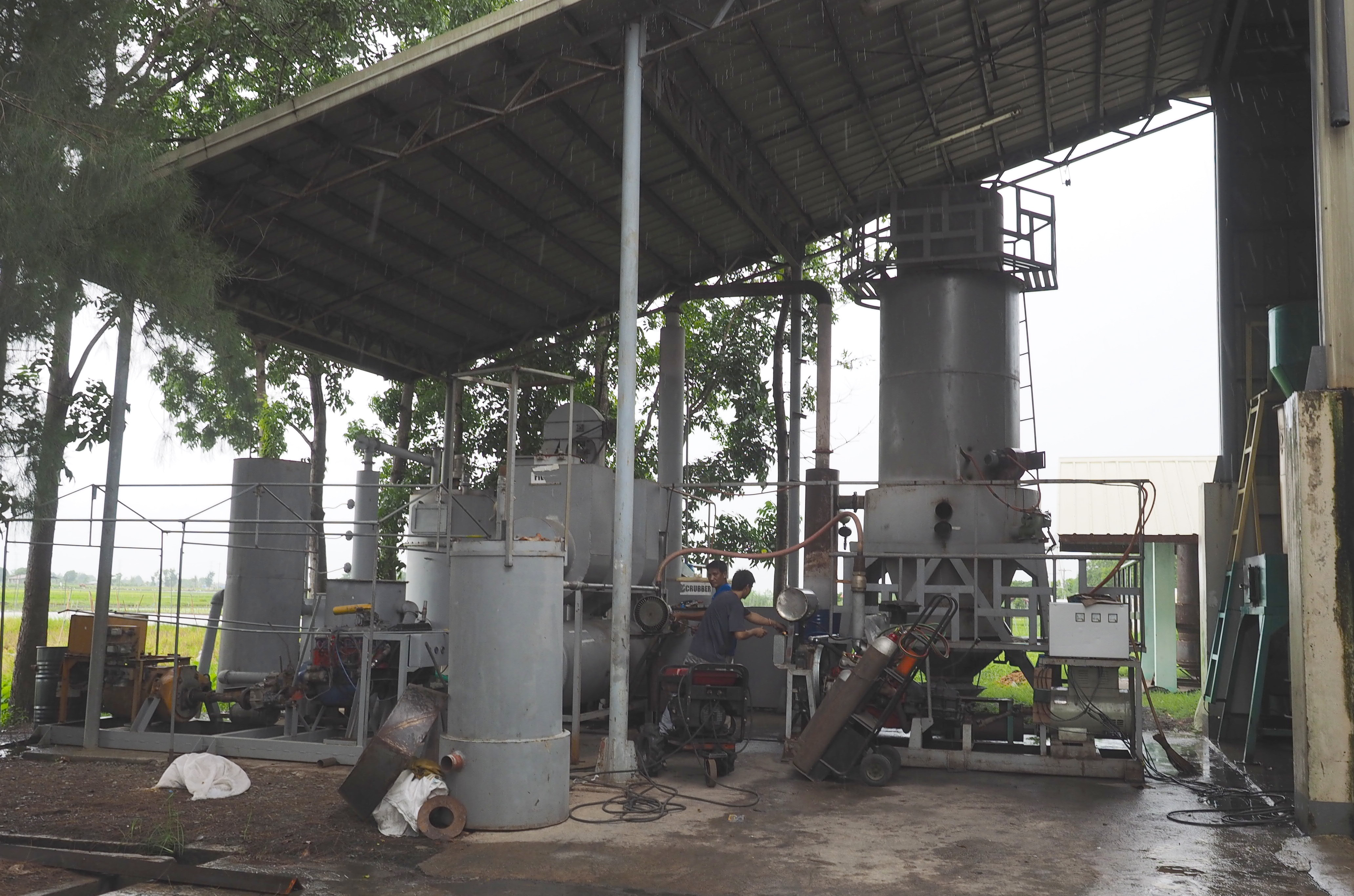 Large Gasifier