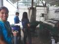 Carbonizer at PhilRice